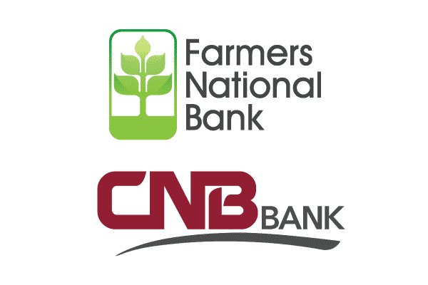 First National Bank and CNB Bank